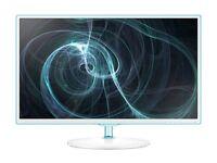 Samsung S24D391HL PLS 23.6 inch LED HDMI Monitor - White