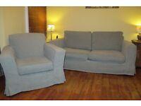 HABITAT Sofa Bed and Armchair