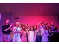 Singing's Cool - The after school singing school, Group singing lessons for children aged 7-18