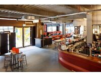 EXPERIENCED AND DYNAMIC COCKTAIL BAR TENDERS WANTED FOR EXCITING BAR AND RESTAURANT