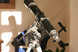 "5"" Powerful Refractor Astronomial Telescope"