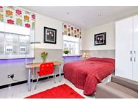 Fantastic studio apartment in Baker Street