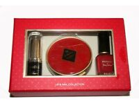 SALONNIERE Lip And Nail Collection by Jenny Packham red NEW SEALED