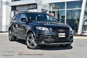 2014 Audi Q7 3.0T Sport *Manager's Special*