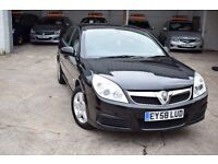 2008 VAUXHALL VECTRA EXCLUSIVE 1.8 PETROL*HIGH SPEC*6 SERVICE STAMPS*CRUISE*ALLOYS