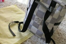 Lv bag back pack