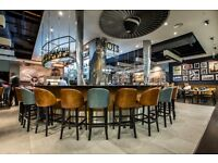 Waiter/Waitress for Pilots Bar and Kitchen, Heathrow Airport T3 & T5