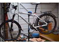 Vitus Bikes Zircon II Hardtail Hybrid Mountain Bike
