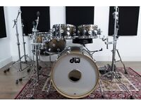 DW Drum Workshop Collector's Maple Exotic Drum Kit