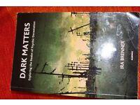 dark matters, exploring the realm of psychic devastation