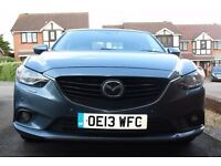 mazda 6 2.2D spotr fully loaded