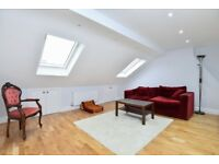 A fantastic split level flat offering three double bedrooms, situated on Lucien Road
