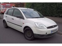 2003 Ford Fiesta 1.4 Diesel only £30 tax per yr LONG MOT IDEAL RUN AROUND Drives GREAT £595 BARGAIN!