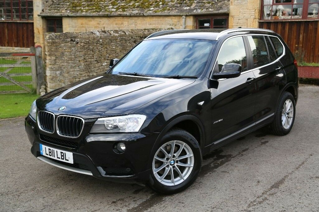 bmw x3 2 0td 184bhp 2011 58k miles 4x4 xdrive20d se 6. Black Bedroom Furniture Sets. Home Design Ideas