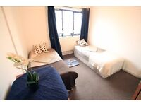 EXCELLENT & IDEAL TWIN ROOM IN TUFNELL PARK. £175 PW. NICE TO SHARE// 96D