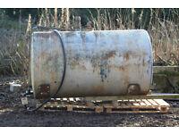 Steel Fuel Tank, 3,500l