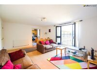 SPACIOUS 2 BED 2 BATH - ICELAND WHARF - SECURE PARKING - AVAILABLE NOW - PRIVATE BALCONY - CALL ASAP