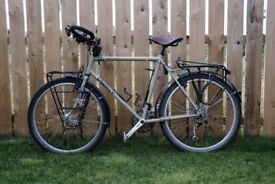 Touring Bicycle - Surly Long Haul Trucker