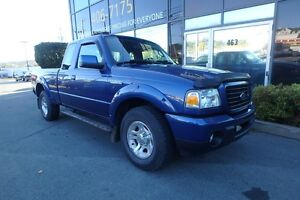 2009 Ford Ranger 4X2 MANUAL WITH 4.0L V6