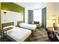 Hotel stay at the Ibis St. Andrews square, Edinburgh