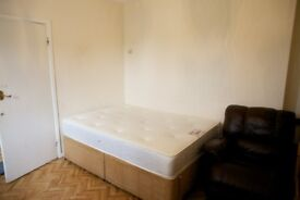 Two-bedrooms share, from£350, in 4 bedrooms maisonette, landlord living in, furnished.