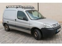 Citroën Berlingo 2004 (54 Reg) 2.0HDi LX Enterprise (600Kg) + Campervan mode