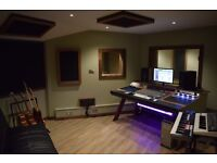 BRAND NEW RECORDING STUDIO - WEST MALLING, KENT (50 MINS FROM CENTRAL LONDON)