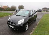 NISSAN MICRA 1.2 VISIA 2011,Only 32,000mls,£30Road Tax,55mpg,Very Clean Inside&Out,Drives Great
