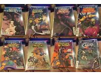 DC Comic Rebirth Batgirl and the Birds of Prey Perfect Condition Issues 0-19