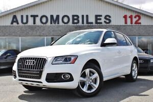 2016 Audi Q5 2.0T Komfort Quattro / Drive select / Push start