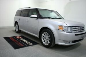 2011 Ford Flex FWD+7PASSAGERS+BLUETOOTH+SAT+ATTACHE REMORQUE