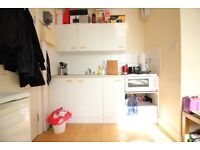 *INCLUDING GAS & WATER BILLS** STUDIO FLAT WITH LARGE PRIVATE BALCONY- EALING BROADWAY NEAR STATION