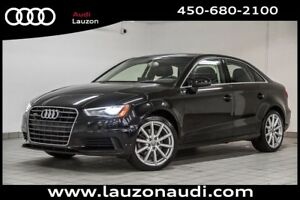 2015 Audi A3 2.0T PROGRESSIV QUATTRO CONVENIENCE LED