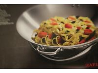 AEG Fusion Wok for Maxi Sense & Induction Hobs