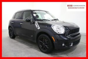 2012 Mini Cooper Countryman S All4+CUIR+AWD