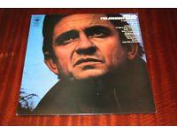 Johnny Cash Hello, I'm Johnny Cash 1970 Vinyl LP Record