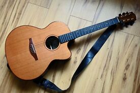 Authentic 2004 AVALON ACOUSTIC GUITAR.