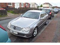 CLK 270 cdi 54 Plate for sale, swap or px...