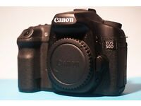 Canon EOS 50D - mint condition, with charger, 2 batteries and full set of manuals and CD disks