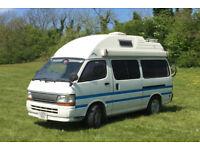 Toyota Hiace Campervan, Hightop, 4-Berth, Diesel