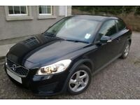2010 Volvo C30 1.6 ES 2dr, petrol, manual, 69k, one careful owner, MOT to March