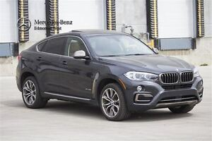 2015 BMW X6 xDrive35i Premium w/M Performance Power Pack