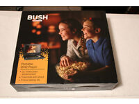 Bush CDVD123SW 12 Inch Portable DVD Player