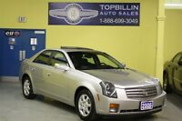 2006 Cadillac CTS *LEATHER*SUNROOF*2 YEARS WARRANTY*