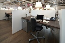 Serviced Office/Desk Space/Cowork/Hot Desk/Shared Office/Co-working/SW8