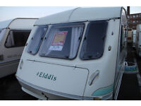 Elddis Typhoon XL Caravan