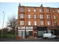 One Bed Flat to Rent on Dumbarton Road