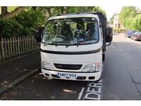 Toyota Dyna 350 D-4D MWB Dropside Lorry, 2007,one owner. 35.000 miles!!!! No VAT!!