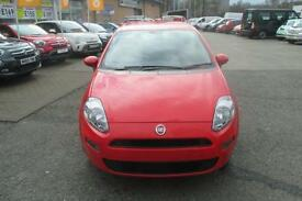 Fiat Punto POP PLUS (red) 2016-01-29