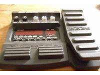 Zoom GFX-707 Guitar processor.
